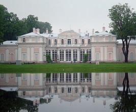 Китайский дворец Екатерины II в Ораниенбауме обрел новую кровлю