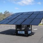 Фотоэлектрические кровельные системы от Solar Integrated для коммерческих зданий