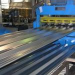 """Компания """"Казанские стальные профили"""" внедрила новое производственное оборудование по изготовлению профилированных листов с высотой гофры 21 мм и 44 мм"""