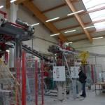 Обучение на заводе Hranice в Чехии