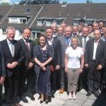 Встреча представителей национальных федераций-членов IFD: направление работы европейского кровельного сообщества