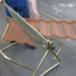 Компания Ahi Roofing начинает поставки гильотин и гибочных станков для монтажа композитной металлочерепицы