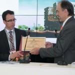 URSA получила почетную награду Всероссийского конкурса Green Awards