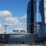 В Москве построят самую большую стеклянную крышу города
