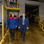 Министр экономики и предпринимательства Дании посетил завод ROCKWOOL в России