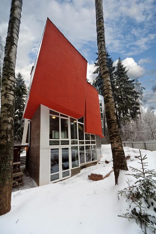 Энергоэффективный дом ROCKWOOL