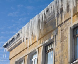 Холодный прием для льда
