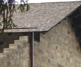 Мода на традиции. Крыша из дерева на рынке элитных кровель