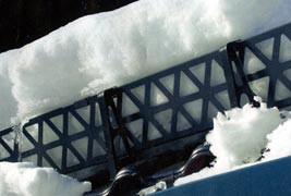 Снегозадержание без правил. Особенности монтажа разных видов систем