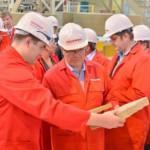 Завершен важнейший этап строительства завода ROCKWOOL в ОЭЗ «Алабуга»