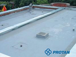 PROTAN:Вакуумный метод реконструкции плоских крыш