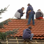Конструкции и температурно-влажностный режим вентилируемых совмещенных крыш