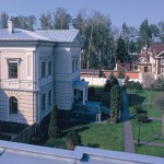Титан-цинк на кровле частного дома