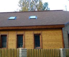 Эволюция крыши. Нетрадиционное решение традиционной конструкции скатных крыш