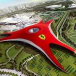 Ferrari World Abu Dhabi — самая большая металлическая крыша в мире