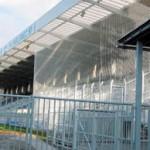 Замковая система монтажа поликарбонатных панелей