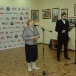 В Музее Москвы состоялось торжественное открытие выставки «История московских кровель»