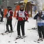 Представители России приняли участие в 3-ем Кубке по горным лыжам среди кровельщиков Европы.