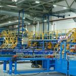 12 октября состоялось открытие завода ЗАО «РБП» по производству кровельных и гидроизоляционных материалов RUFLEX