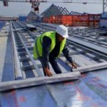 При строительстве нового пассажирского терминала аэропорта Пулково использовались современные строительные решения от DuPont