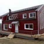 Первый дом с ультранизким энергопотреблением построен в Нижегородской области
