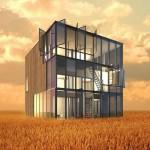 Архитектурный конкурс «Дом для жизни в балансе с природой» 2013 года начинает прием работ