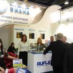 НОВИНКИ RUFLEX НА MOSBUILD-2013