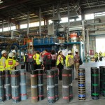 В Рязани запущена новая линия по производству легких битумных материалов