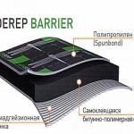 Страхование подкладочных материалов ANDEREP становится хорошей традицией в компании ТехноНИКОЛЬ