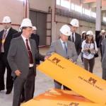 Скоро состоится официальный запуск нового завода по производству теплоизоляции ПЕНОПЛЭКС® в Тульской области