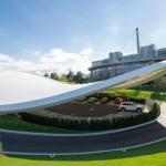 Выставочный павильон Volkswagen