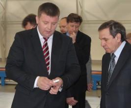 ГК «Металл Профиль» открыла в Новосибирском регионе завод по производству сэндвич-панелей