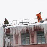 В Петербурге будут бороться с сосульками при помощи микроволнового излучения