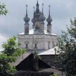 Крыши Юрьев-Польского