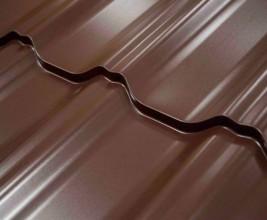 Grand Line представляет новый профиль металлочерепицы — «Kvinta»