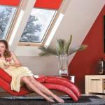 Глядя в небо: инновационные мансардные окна