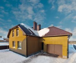 Энергоэффективные дома ROCKWOOL стали номинантами престижного конкурса по экологическому строительству