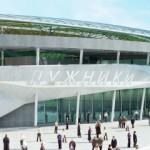 Продолжается реконструкция стадиона Лужники