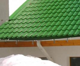 Проблемы, связанные с установкой систем снегозадержания. Причины и следствия.