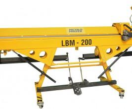 Модернизированные листогибы Metal Master LBM от «Тапко-М»