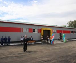 Состоялось торжественное открытие совместного Учебного центра Оренбургского государственного университета и Корпорации «ТехноНИКОЛЬ»