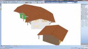 Рис. 13. Пример 3D-модели в программе SEMA Experience