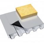 Новая самоклеящаяся пароизоляционная плёнка с алюминиевым слоем DELTA-THENE ALU