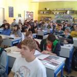 Семинар в Чехии для юных кровельщиков