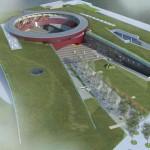 Музейно-выставочный комплекс «Новый Иерусалим» отметит новоселье под «зеленой» кровлей!