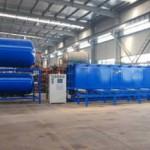 В Магадане введен в строй завод по производству пенополистирола