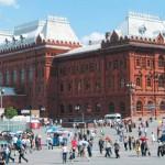Наследие советской эпохи: реставрация кровли исторического музея