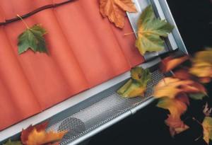 Предохранительная сетка для листвы