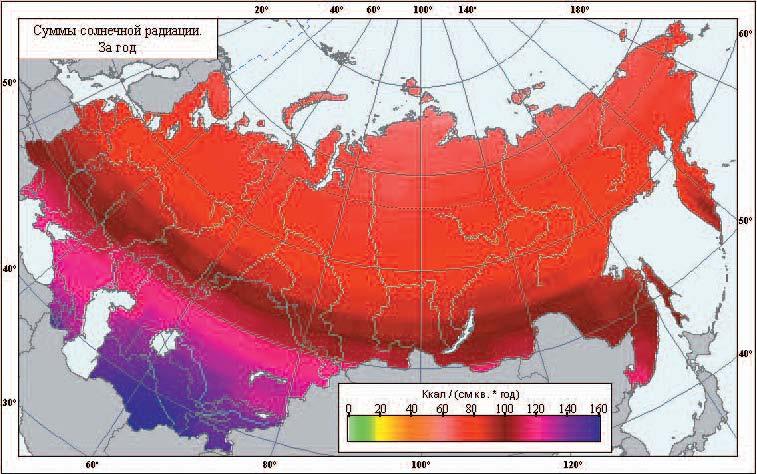 Почему в москве мало солнечных дней