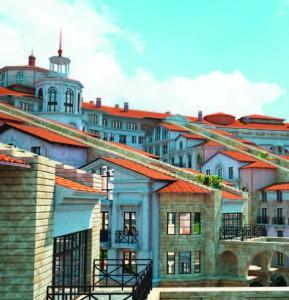 Жилой комплекс «Итальянский квартал» (Москва), проект